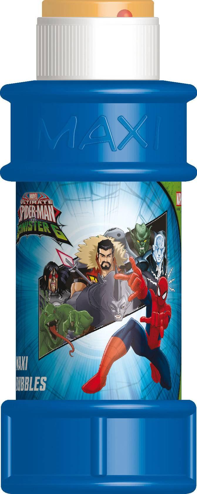 Bublifuk Spider-man 175ml (display 16 ks) 27514000 Dulcop bublif