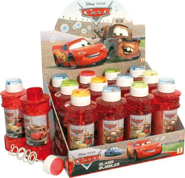 Bublifuk WD Cars 300 ml (display 12 ks) 27518500 Dulcop bublif