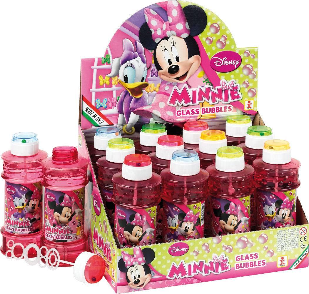 Bublifuk Minnie 300 ml (display 12 ks) 27562000 Dulcop bublif