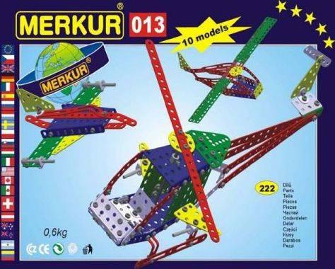 Vrtulník 81M013 Merkur