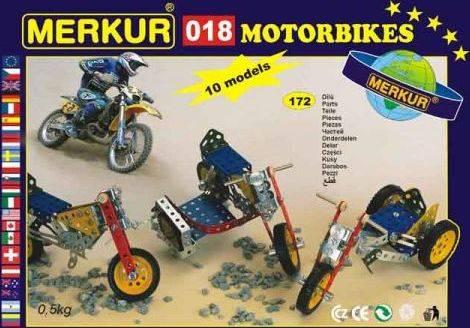 Fotografie Motocykly 81M018 Merkur