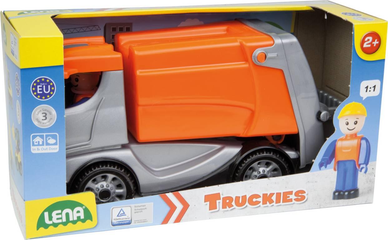 Truckies popelář