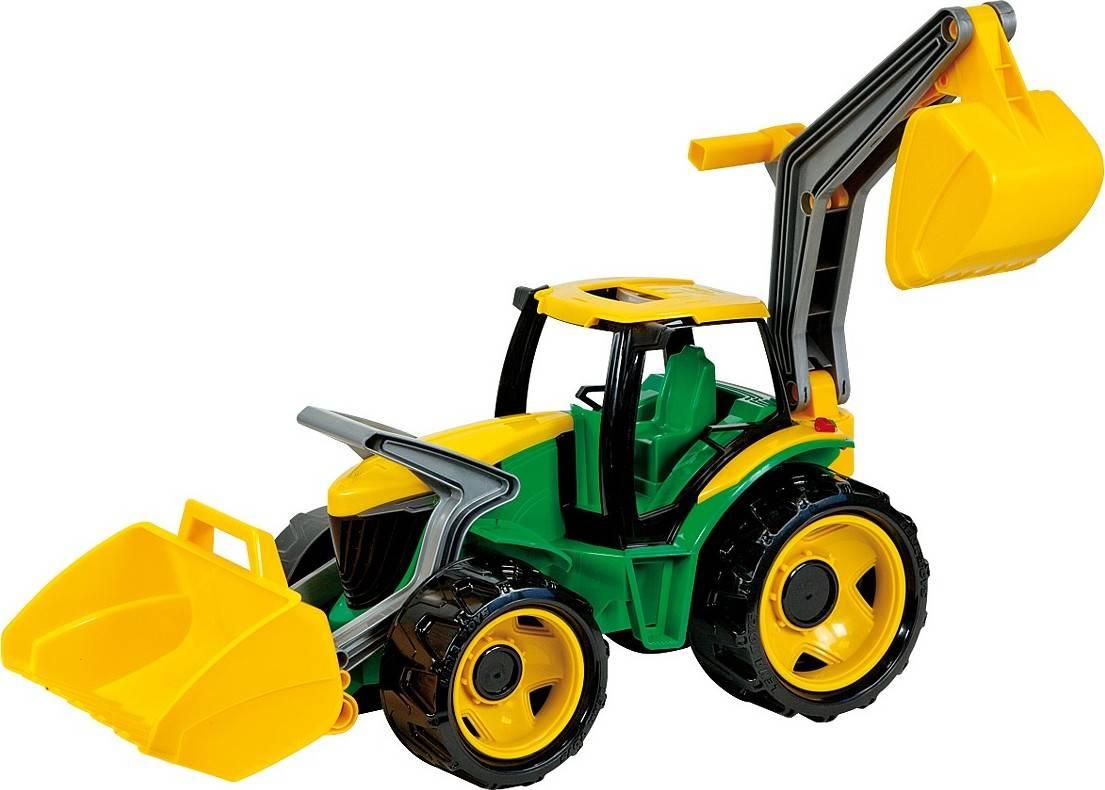 Fotografie Lena Mini Compact traktor