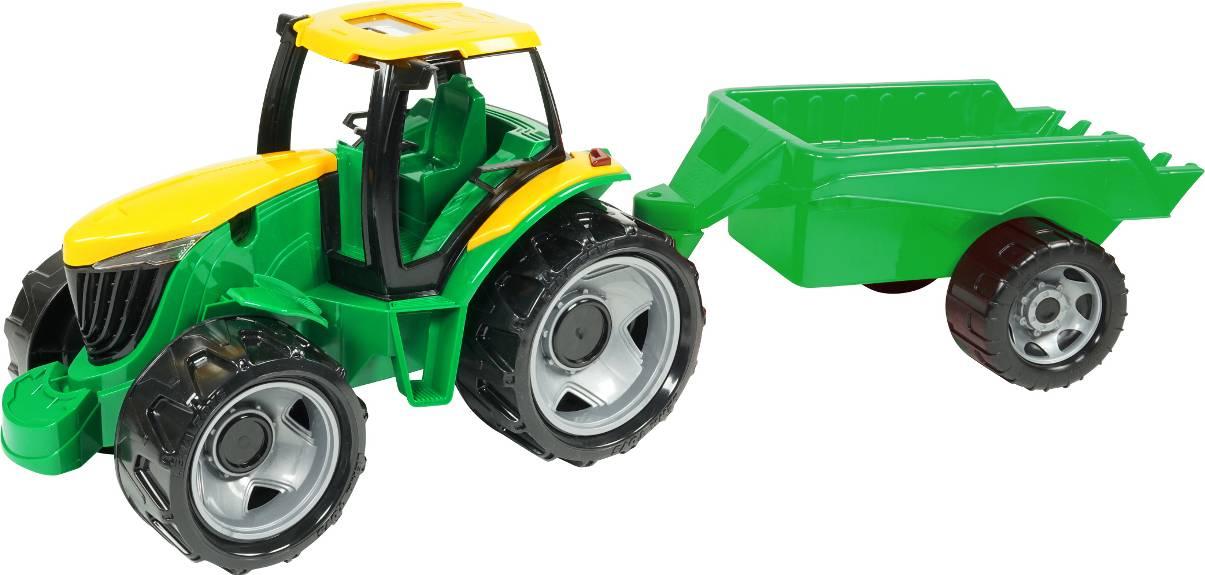 Traktor s přívěsem 8402122 Lena