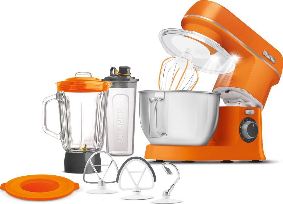 STM 3753OR Kuchyňský robot 41008789 SENCOR