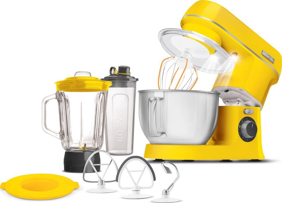 STM 3756YL Kuchyňský robot 41008932 SENCOR