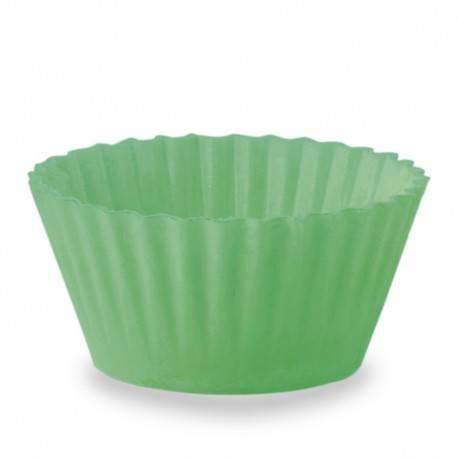 50ks jedlých košíčků na cupcaky 7cm - Dekora