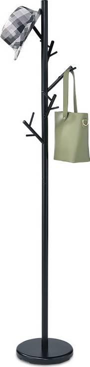 Věšák, kov, barva černá ABD-1272 BK Art